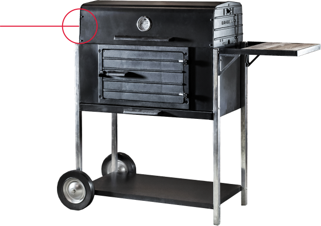 Bester Holzkohlegrill Gebraucht : Bbq grills char broil®