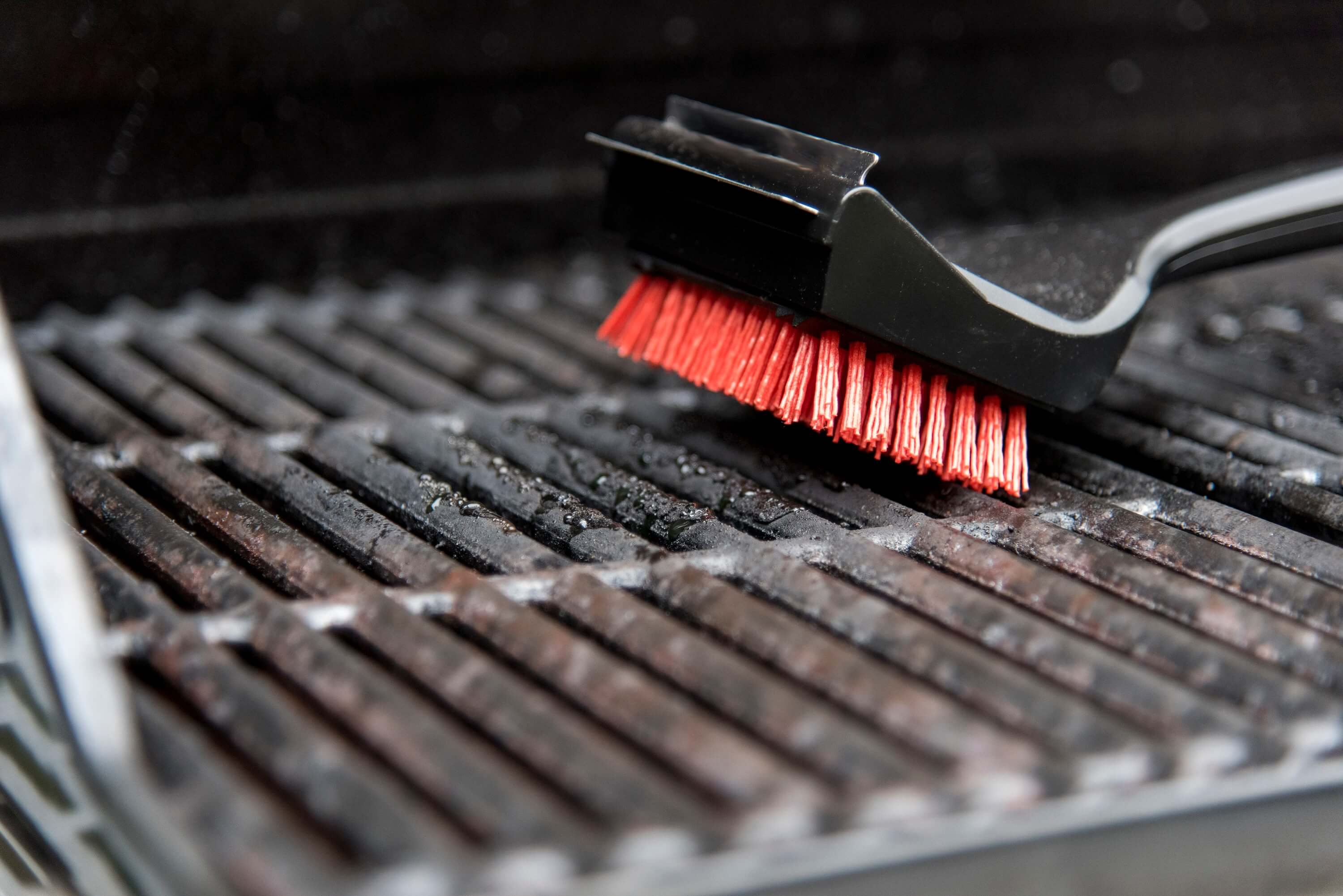 Good cleaning is half way to good barbecue