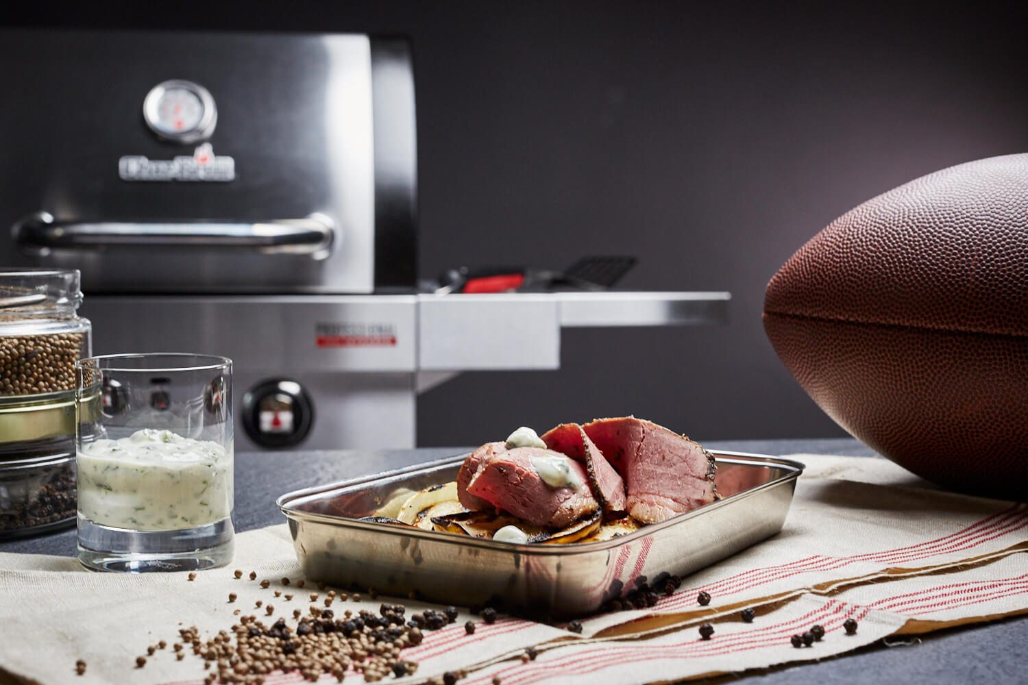 Dallas Cowboys - the Juicy Corned Beef
